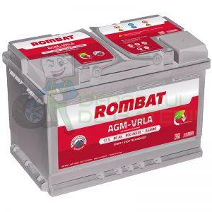 Rombat AGM VRLA 80Ah