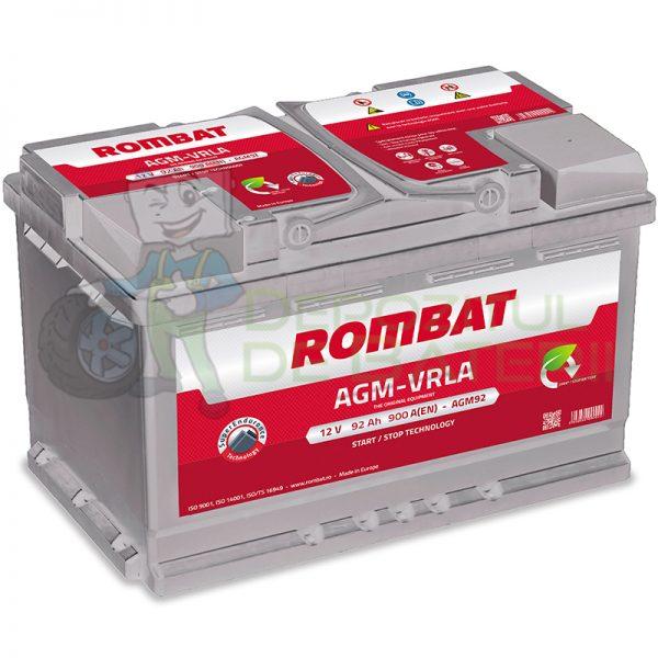 Rombat AGM VRLA 92Ah