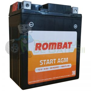 Rombat Start AGM 8Ah RBX9-BS