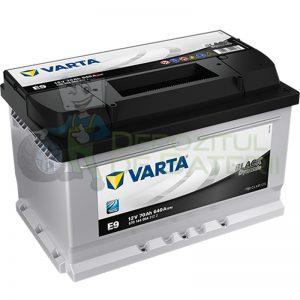 Varta Black 70Ah E9